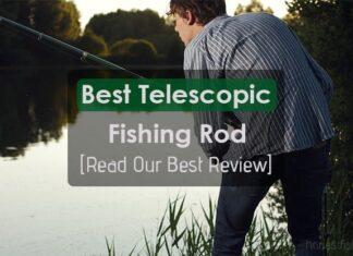 Best telescopic fishing rod