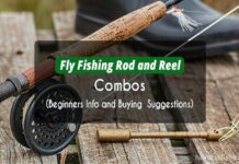 Beginner Fly Fishing Rod and Reel Combos