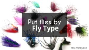 Put flies by Fly Type