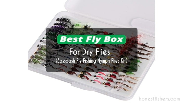 d05cf0c08 Best Fly Box for Dry Flies  Bassdash Fly Fishing - Honest Fishers