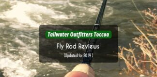 Tailwater Outfitters Toccoa Fly Rod Reviews