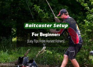 Baitcaster Setup for Beginners