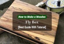 How to Make a Wooden Fly Box