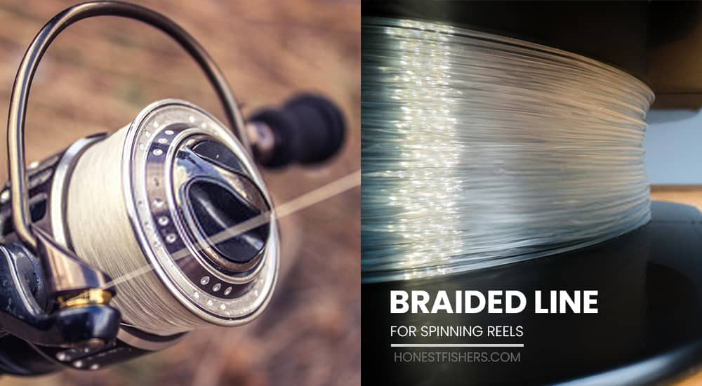 Is Braided Line Good For Spinning Reels? Honest Fishers